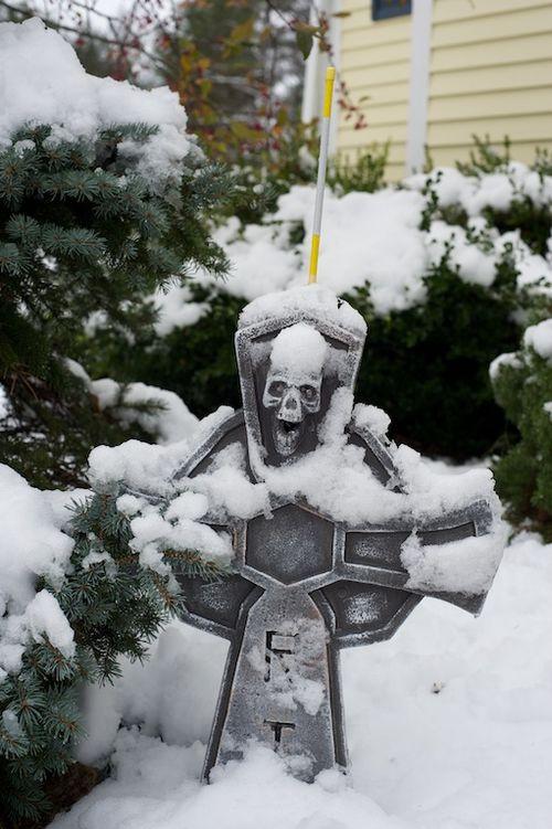 Haloween Snow
